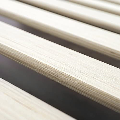 home, kitchen, furniture, bedroom furniture, beds, frames, bases,  beds 2 image Zinus Gerard Deluxe Faux Leather Upholstered Platform Bed promotion