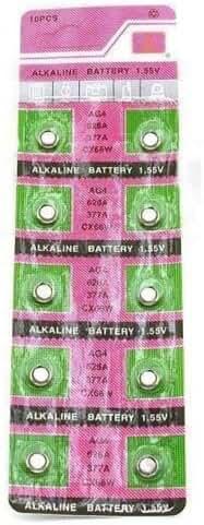 SE AG4 Batteries (Pkg. of 10)