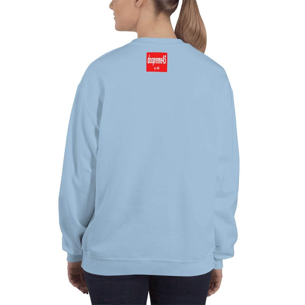 The Oval Zoo Sweatshirt doopreme45