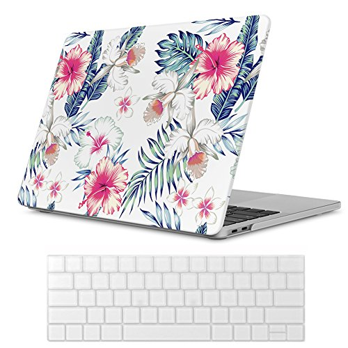 Hardshell Rubberized Cover - iLeadon Macbook New Pro 13