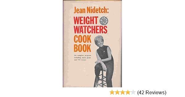 Weight Watchers Cook Book Jean Nidetch Ivy Bottini Amazon Books