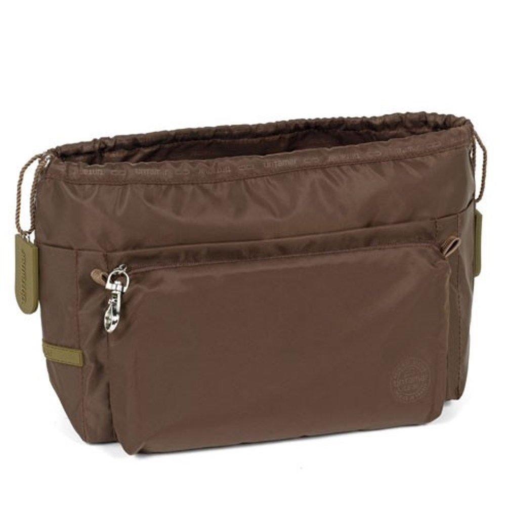 Tintamar VIP Business Handbag liner and organiser in Chatai Dark Brown BagCentre