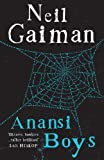 Anansi Boys by Neil Gaiman front cover