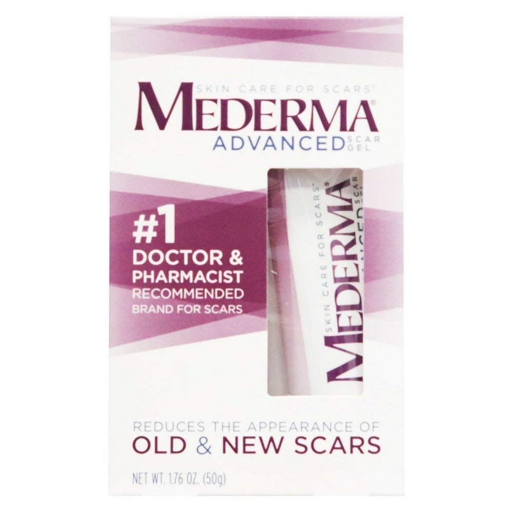Mederma Advanced Scar Gel 50 Gram Buy Online In Jamaica