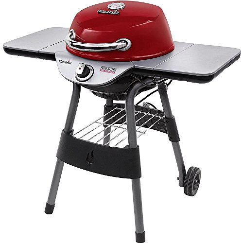 Char-Broil 17602047 Infrared Electric Patio Bistro, Red