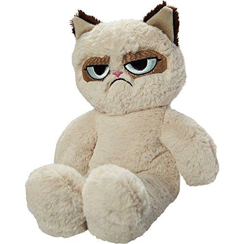 Grumpy Cat Plush Toy - Rosewood Grumpy Cat Plush Dog Toy