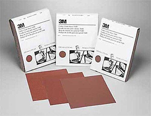 (3M(TM) Utility Cloth Sheet 314D, 9 in x 11 in P150 J-weight, 50 per inner)