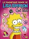 Le magnifique monde de Lisa Simpson, tome 1 : Quel talent ! par Groening