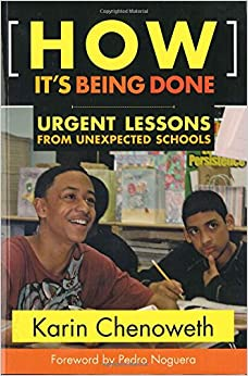 Book How It's Being Done: Urgent Lessons from Unexpected Schools
