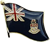 ALBATROS Pack of 50 Cayman Islands Country Flag