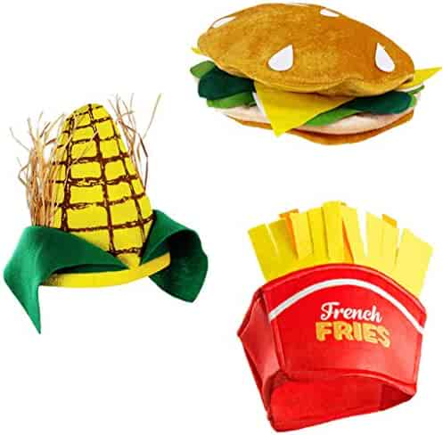 98c81a56733f6 Shopping Hats - Event   Party Supplies - Home   Kitchen on Amazon ...