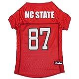 Pets First NCAA North Carolina State Wolfpack Dog Jersey, XX-Large