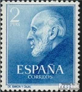 Prophila Collection España Michel.-No..: 1012 (Completa.edición.) 1952 Cajal (Sellos para los coleccionistas): Amazon.es: Juguetes y juegos