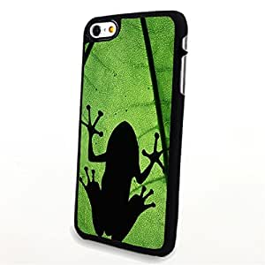 apply Phone Accessories Matte Hard Plastic Phone Cases Cartoon Animal Frog fit For Apple Iphone 5/5S Case Cover