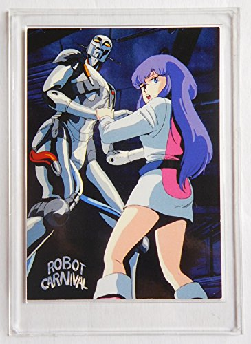 Robot Carnival: Masters of Japanese Animation 1994 Promo Card P1 Deprive