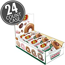 Krispy Kreme Doughnuts Jelly Beans Mix --24 -1 oz Bag Case