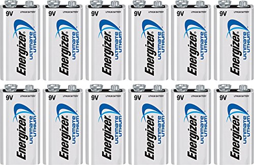 Energizer Ultimate Lithium Batteries L522
