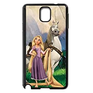 Tangled Samsung Galaxy Note 3 Cell Phone Case Black MUS9197136