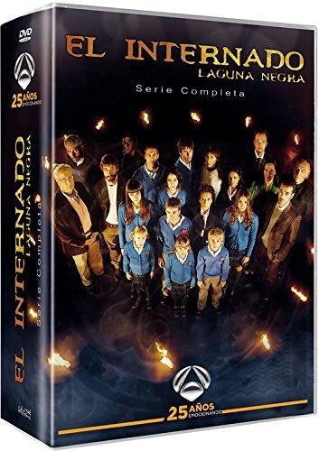 El Internado- Laguna Negra (25 aniversario Antena 3) (Serie Completa- 7 temporadas)- European Import All Regions by