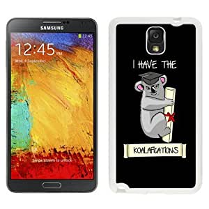 NEW Custom Diyed Diy For SamSung Galaxy S5 Mini Case Cover Phone With I Have The Koalafications_White Phone