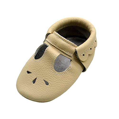 2292c53e49405 iEvolve Baby Girls Boys Shoes Baby Toddler Soft Sole Prewalker First ...