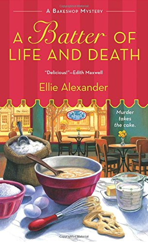 Download A Batter of Life and Death: A Bakeshop Mystery pdf epub