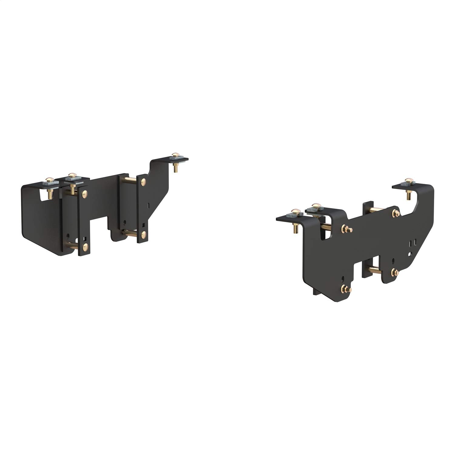 CURT 16419 5th Wheel Hitch Installation Brackets for Select Dodge Ram 1500
