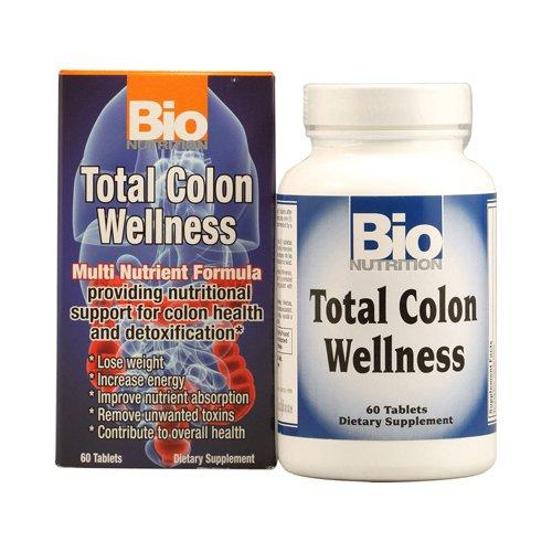 Bio Питание Общая Колон Wellness - 60 таблеток