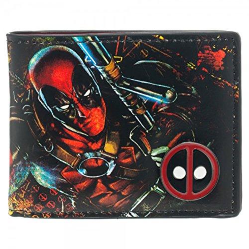 Marvel Comics Deadpool Bi Fold Wallet product image