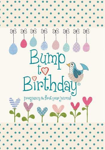 Bump to Birthday, Pregnancy & First Year Baby Journal : an award-winning journal / diary to help you hold onto memories of the growing bump, the birth & the first year with your baby (Parent & Child) Diary – 1 Mar. 2012
