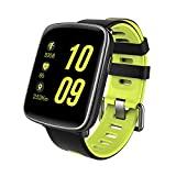 Diggro GV68 Smart Bluetooth Watch IP68 MTK2502D Heart Rate monitor Pedometer Sleep Monitor Sedentary Reminder Remote Music&Camera Anti-lost for Android & IOS