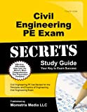 Civil Engineering PE Exam Secrets Study Guide, Civil Engineering PE Exam Secrets Test Prep Team, 1630940186