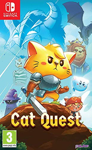 Cat Quest (Nintendo Switch) UK IMPORT