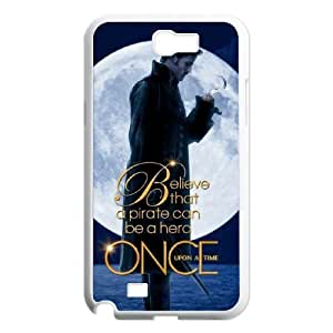 Samsung Galaxy Note 2 N7100 Phone Case Once Upon A Time Case Cover PP8X311801