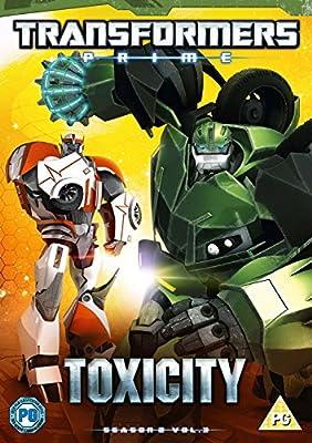 Transformers - Prime: Season Two Volume 3- Toxicity [DVD]