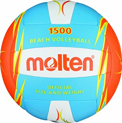 MOLTEN Beach Volleyball V5B1500-CO, Color 0-5 UK: Amazon.es ...