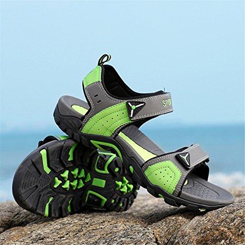 ... ZanYeing Unisex Beach Sandalen Freizeit Trekking-  Wanderschuhe Bequem  Fitnessschuhe Klettverschluss Sport-   Outdoor cfbdbcd8bd