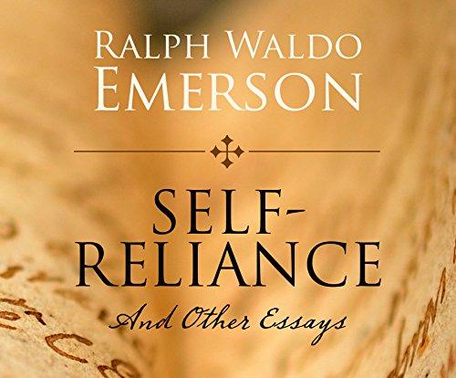 ralph waldo emerson audio cd - 7