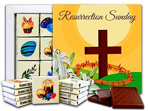 DA CHOCOLATE Gift Set Resurrection Sunday Candy Souvenir 5x5