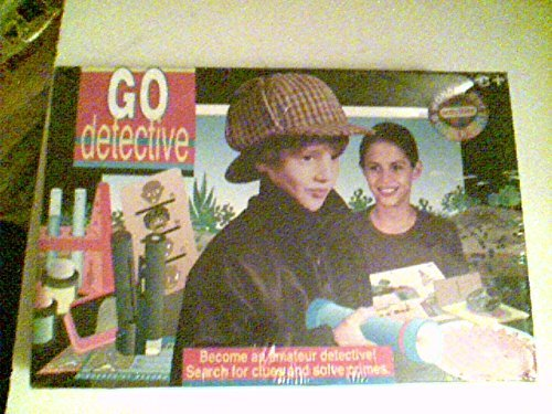 Go Detective – Become an Amateur Detective! Search for Clues and Solve Crimes