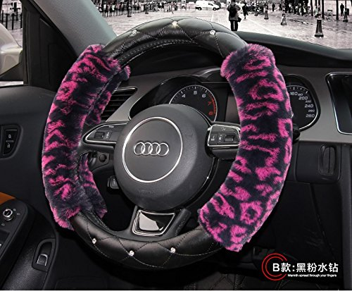 kiss steering wheel cover - 9