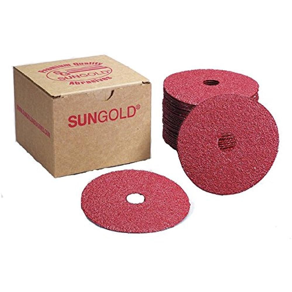 Fibre Sanding Disc 4 Inch 120 grit pack of 25
