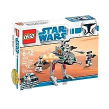 Lego Star Wars Clone Walker Battle Pack (8014)