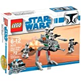 LEGO Star Wars Clone Walker Battle Pack (8014)