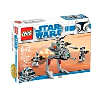 LEGO Star Wars Clone Walker Battle Pack (8014) (Discontinued by manufacturer)