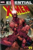 Front cover for the book Essential X-Men - Volume 11 by Chris Claremont