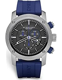 Amazon.com  Burberry - Casual Watches  Clothing, Shoes   Jewelry 199b164a10d