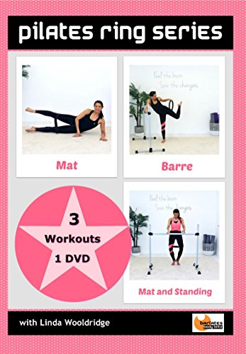 Barlates Body Blitz Pilates Ring Series 3 Workout DVD