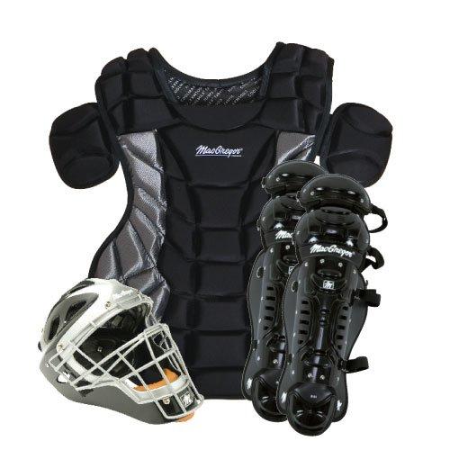 Varsity Catcher Gear Pack - Black