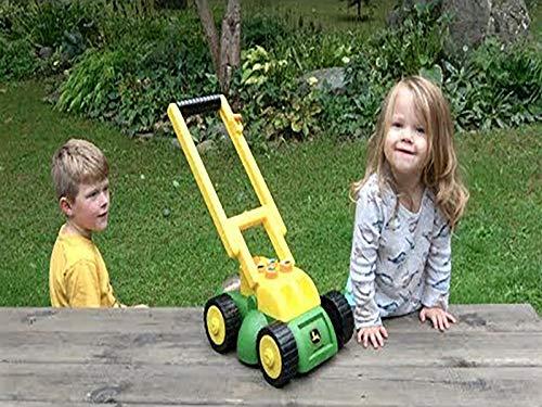 John Deere Push Mower For Toddlers ()
